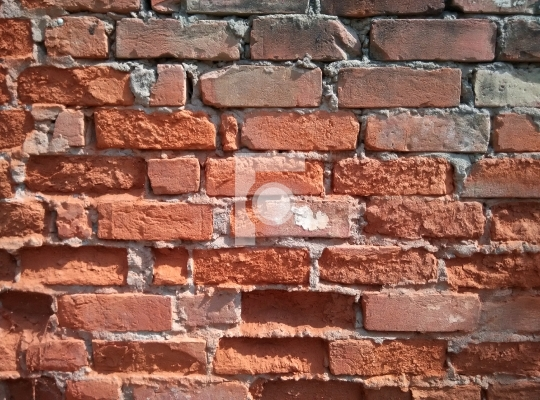 Brick Wall Background Texture Free Photo