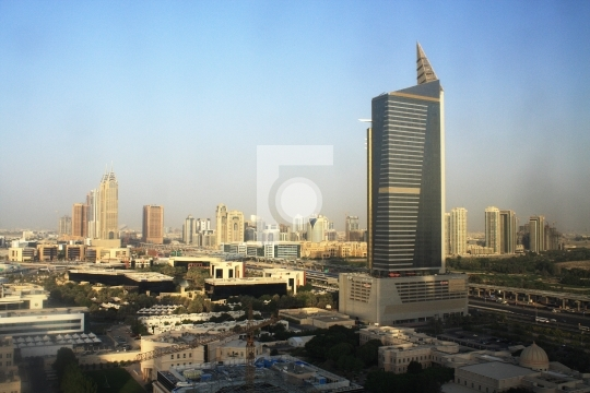 Dubai Al Barsha Internet City Free Stock Photo