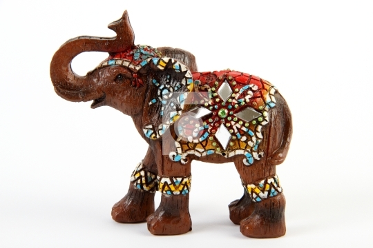 Elephant souvenir / decor