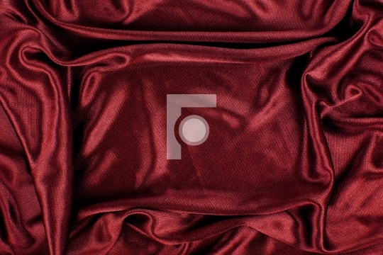 Maroon Satin Silk Velvet Cloth Fabric Background