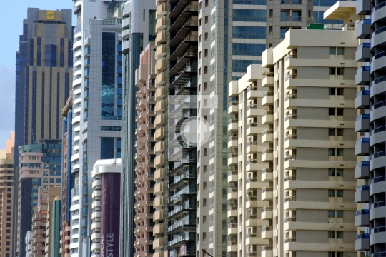 residential / office buildings on sheikh zayed road, Dubai, UAE