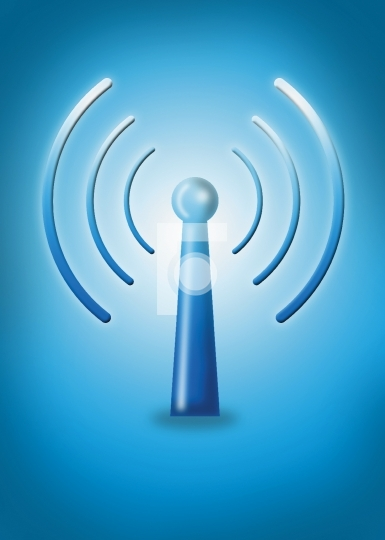 wireless internet symbol
